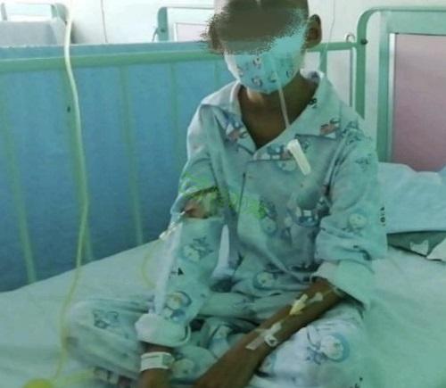 """轻松筹上一封11岁血癌少年的求助信:""""我不怕疼,我只想活着"""